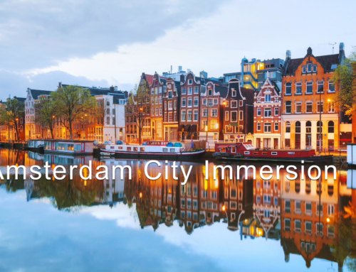 Amsterdam City – immersion 2020